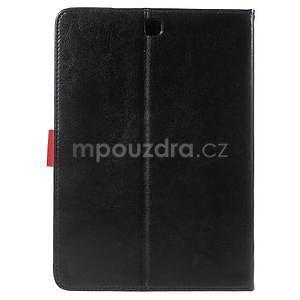 Flatense štýlové puzdro pre Samsung Galaxy Tab S2 9.7 - čierne - 3