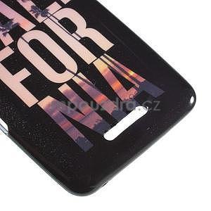 Gelový obal na Sony Xperia E4 - California - 3