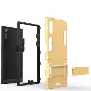 Guard odolný obal pre mobil Sony Xperia XZ - červený - 3