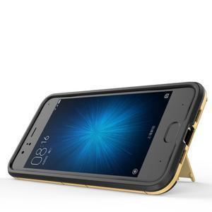 Defender odolný obal pre mobil Xiaomi Mi 6 - svetlomodrý - 3