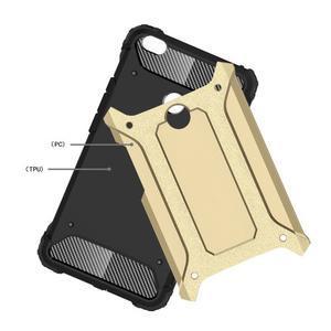 Guard odolný obal pre mobil Xiaomi Mi Max - strieborny - 3