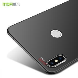 Slim plastový obal na mobil Xiaomi Mi Mix 2s - čierny - 3