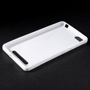S-line gelový obal na mobil Xiaomi Mi4c/Mi4i - bílý - 3