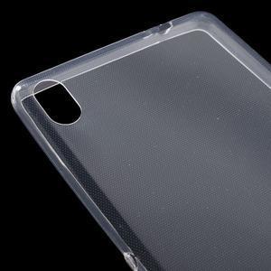 Ultratenký gelový obal na mobil Sony Xperia XA Ultra - transparentní - 3