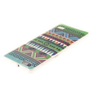 Gélový obal pre mobil Honor 4C - vzory - 3