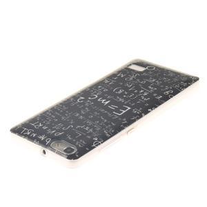 Gelový obal na mobil Honor 4C - vzorečky - 3