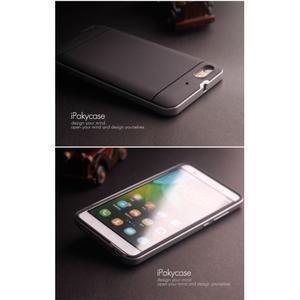 Odolný obal na mobil Honor 4C - stříbrný - 3