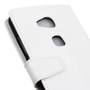 Craz peněženkové pouzdro na Honor 5x - bílé - 3