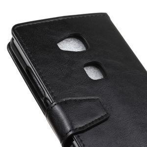 Craz Peňaženkové puzdro pre Honor 5x - čierné - 3