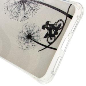 Drop gelový obal na Huawei Honor 5X - romantic - 3
