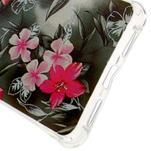 Drop gelový obal na Huawei Honor 5X - květiny - 3/5