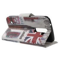Wall peňaženkové puzdro pre LG K10 - Big Ben - 3/7