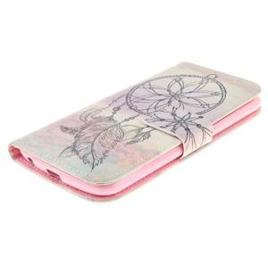 Peněženkové pouzdro na mobil LG K10 - dream - 3
