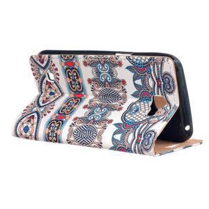 Style peňaženkové puzdro pre LG K4 - pattern - 3