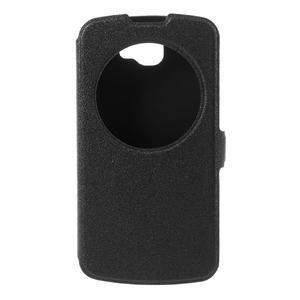 Trend puzdro s okienkom na mobil LG K4 - čierne - 3