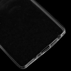 Ultratenký slim gélový obal pre LG Zero - transparentný - 3