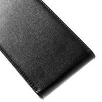 Flipové puzdro na mobil Microsoft Lumia 650 - čierné - 3/5