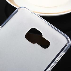 Matný gélový obal pre Samsung Galaxy A3 (2016) - biely - 3