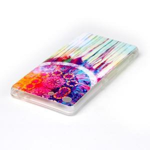 Style gélový obal pre Sony Xperia M5 - lapač snov - 3