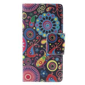 Crafty Peňaženkové puzdro pre Sony Xperia M5 - magic - 3