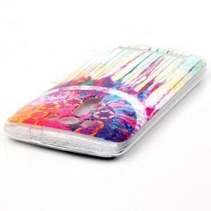 Softy gélový obal pre mobil Asus Zenfone 2 Laser - lapač snov - 3