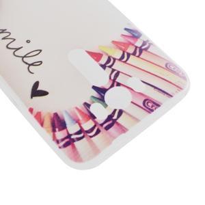 Softy gelový obal na mobil Asus Zenfone 2 Laser - smile - 3