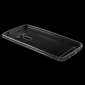 Ultratenký slim obal 0.6 mm na Asus Zenfone Selfie - transparentný - 3