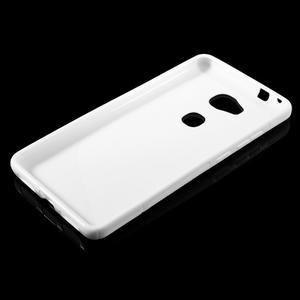 S-line gelový obal na mobil Honor 5X - bílý - 3