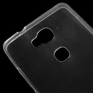 Transparentní ultratenký slim gelový obal na Honor 5X - 3