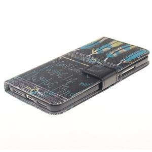 Peňaženkové puzdro pro mobil Honor 5X - quote - 3