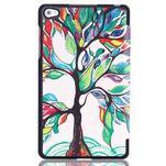 Třípolohové pouzdro na tablet Huawei MediaPad M2 8.0 - malovaný strom - 3/7