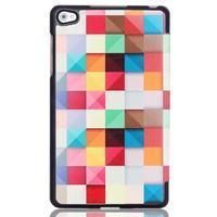 Třípolohové pouzdro na tablet Huawei MediaPad M2 8.0 - barevné kostičky - 3/7