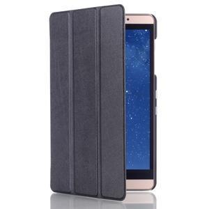 Trifold polohovatelné puzdro na tablet Huawei MediaPad M2 8.0 - čierné - 3