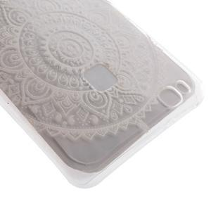Ultratenký gelový obal na Huawei P9 Lite - lapač snů - 3