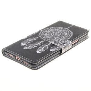 Floaty peňaženkové puzdro na mobil Huawei P9 Lite - lapač snov - 3