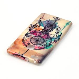 Emotive gelový obal na mobil Huawei P9 Lite - lapač snů - 3