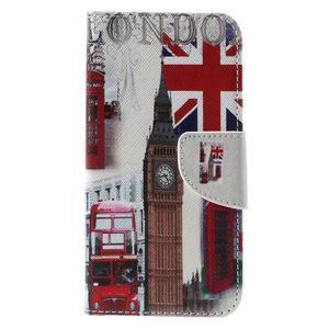 Emotive PU kožené pouzdro na Huawei Y5 - United Kingdom - 3