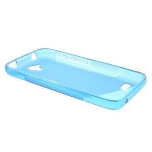 S-line gelový obal na mobil Huawei Y5 a Y560 - modrý - 3