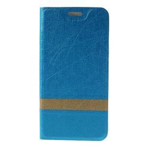 Lines pouzdro na mobil Huawei Y6 - modré - 3