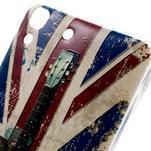 Softy gelový obal na mobil Huawei Y6 - UK vlajka - 3/6