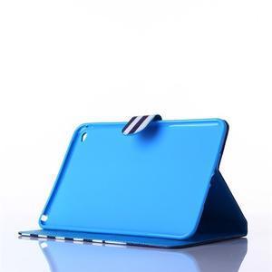 Knížkové puzdro pre tablet iPad mini 4 - mašlička - 3