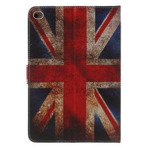 Štýlové puzdro pre iPad mini 4 - UK vlajka - 3
