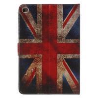 Štýlové puzdro pre iPad mini 4 - UK vlajka - 3/7
