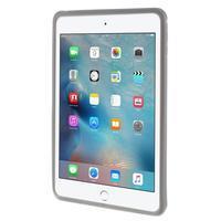 silikónový obal pre tablet iPad mini 4 - sivý - 3/6