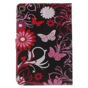 Stylové pouzdro na iPad mini 4 - kouzelní motýlci - 3