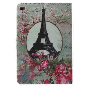Štýlové puzdro pre iPad mini 4 - Eiffelova veža - 3