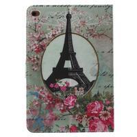 Štýlové puzdro pre iPad mini 4 - Eiffelova veža - 3/7