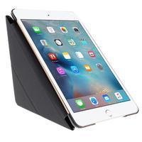 Origami polhovatelné pouzdro na iPad mini 4 - černé - 3/7