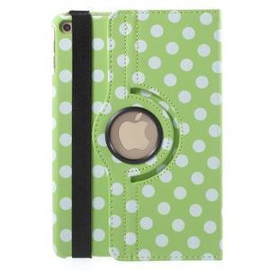 Cyrc otočné puzdro pre iPad mini 4 - zelené - 3