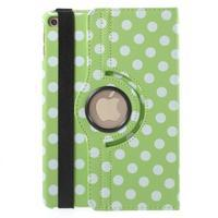 Cyrc otočné puzdro pre iPad mini 4 - zelené - 3/7